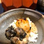 宮崎料理 万作 - 鶏まぶし御膳