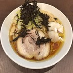 麺屋りゅう - 醤油らーめん 大盛