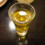 台湾佐記麺線&台湾バル888 - 仕上げのお茶