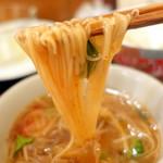 台湾佐記麺線&台湾バル888 - 佐記麺線S(300円+税)