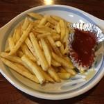 北野家食堂 - 料理写真:ポテトフライ