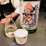 酒・肴 おまた - 蓬莱泉(900円)