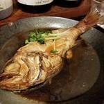 78363858 - 煮魚(のどくろ)