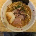 福島壱麺 - 師走そば