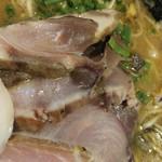 福島壱麺 - 師走そば-鰤藁焼き