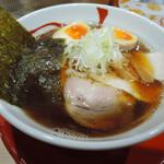 麺屋ぶんま - 料理写真:あっさり中華そば