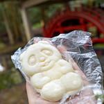 分水堂菓子舗 - パンダ焼き