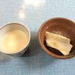 78365770 - 豆乳、枝豆とうふ