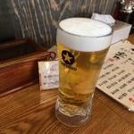 78366695 - ビールはサッポロ