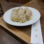 一芳亭 - ☆肉汁たっぷり(#^.^#)☆