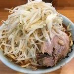 ラーメン二郎 - 料理写真:【2017.12.13】小ラーメン¥780 辛いのコール♫