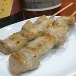 串焼き 炙 - 豚バラ