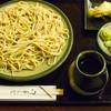 イモセン - 料理写真:ざる蕎麦:700円/2017年12月