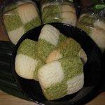 東山いっぷく処 - 緑茶クッキー