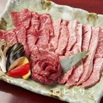 焼肉 マヨン - 人気のお肉の部位3種を盛合せた『マヨン盛り合わせ』