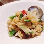 本格四川料理 三鼎 - クラゲの酢の物様