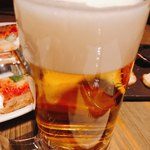 ピッツェリア カンテラ - ビール2杯目