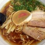 らーめん越乃屋 - 料理写真:鶏ガラしょうがラーメン
