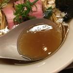 MENSHO - 親鳥等の無化調スープ