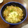 手打ちうどん 咲楽 - 料理写真:肉うどん540円