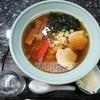 松竹 - 料理写真:中華そば大盛り700円