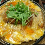 かつ銀 - 料理写真:2017年12月 特選かつ鍋 三玄麦豚ロースかつ定食 1501円