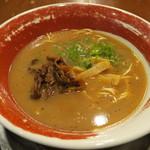 麺王 - 徳島ラーメン バリカタ