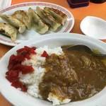 りんりん - カレーライス、餃子