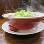 希望軒 - 希望軒ブラック 細麺