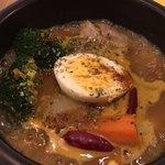 Spice&Sweets KAJU - 野菜とチキンのスープカレー③