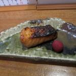 味暦あんべ - 鮭味噌漬け焼き