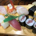 秀寿司 - 握り
