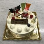 スブニール - 料理写真:【X'mas】バタークリーム※予約注文のみ
