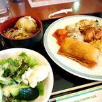 星の宮カントリー倶楽部レストラン - 料理写真: