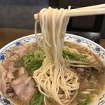 皇蘭 - 私の好みの、細麺ストレート!(2017.12.23)