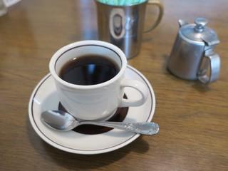 ビッグシェフ - コーヒーまで付きました