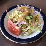 レストラン美咲亭 - サラダ