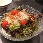 神戸六甲道・ぎゅんた - チョレギサラダ