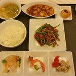 レストラン プランタン - 中国料理セット