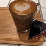 ラ ボビン ガレット カフェ - カフェモカ