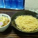ラーメン人生JET - 和風醤油つけ麺 800円