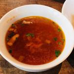 mountee - スープ