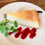 mountee - バニラチーズケーキ