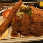 大富士 - 大海老 一口カツ ハンバーグ