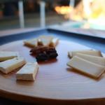 チーズ専門店ポルタム - おまかせ3種盛りアップ