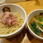 真鯛らーめん 麺魚 - 特製濃厚真鯛つけ麺
