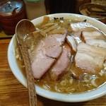 麺 高はし - ミックス肉麺900円