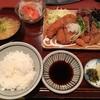 レストラン 十両 - 料理写真:おろし豚カツ定食