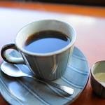 五十鈴川カフェ - ブレンドコーヒー浅煎り@450
