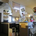 麺の風 祥気 - 店内